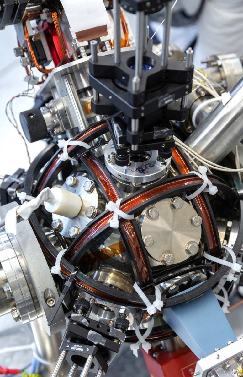 Κβαντική «πυξίδα» για πλοήγηση άνευ δορυφόρων