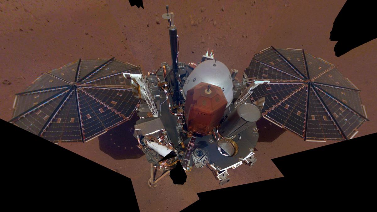 Kαθημερινό δελτίο καιρού και από τον Άρη