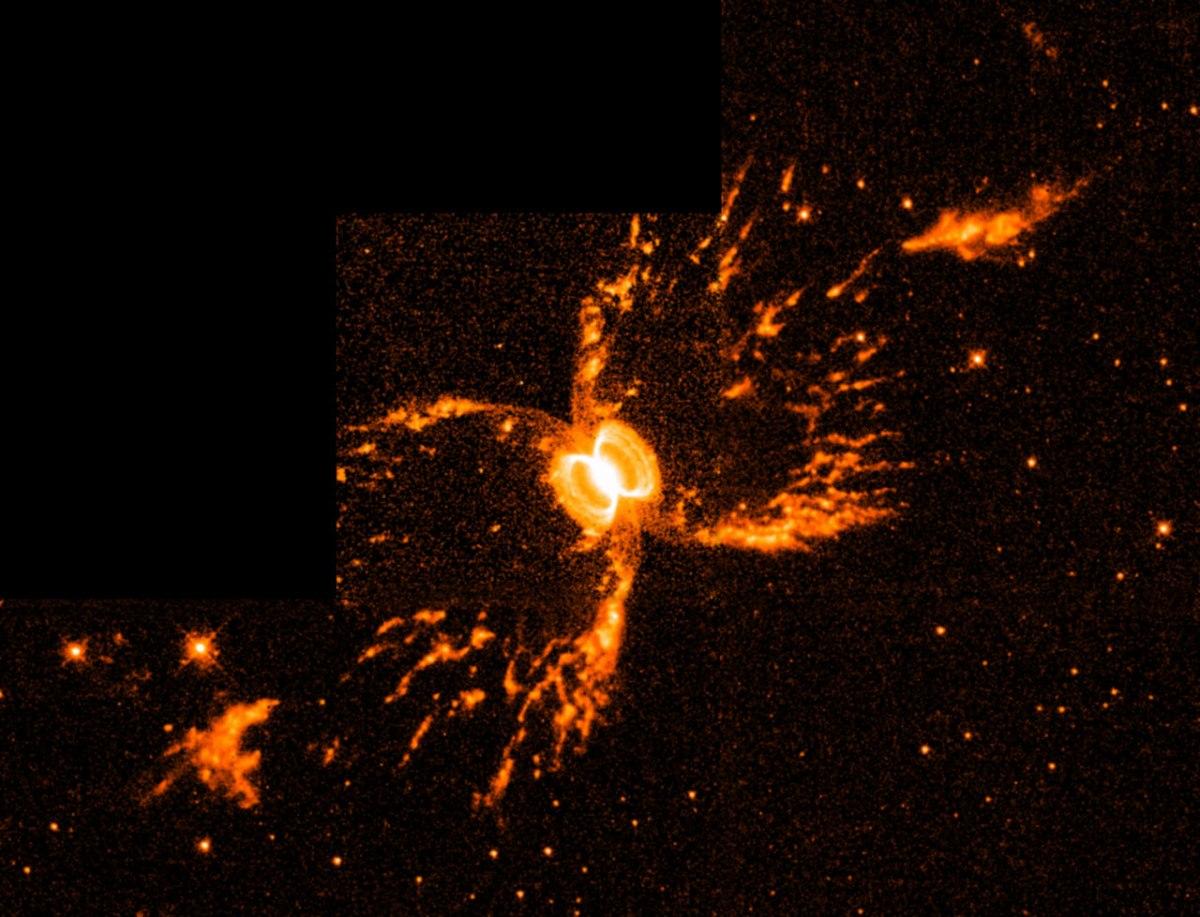 Το τηλεσκόπιο Hubble γιόρτασε τα 29α γενέθλιά του
