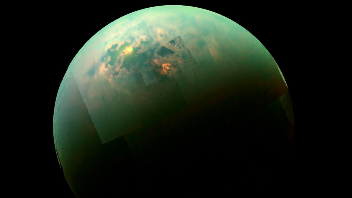 Λίμνες μεθανίου με βάθος πάνω από 100 μέτρα στον Τιτάνα